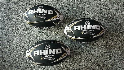 Rhino Guinness Pro 12 Rugby Ball