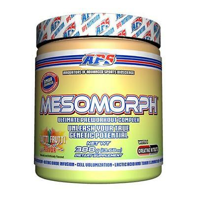 APS Mesomorph 388 g - Original USA version All flavours in stock! ready to ship!