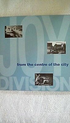 Joy Division,From the centre of the city.Book