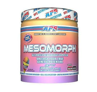 APS Mesomorph 388 g - Original Strong USA version! All flavours in stock!