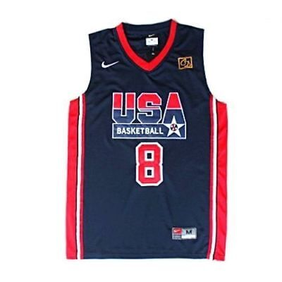 Scottie Pippen Dream Team 8 Blue USA Basketball 1992 Throwback Swingman Jersey