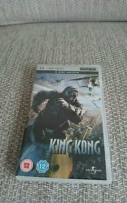 King Kong: 2 Disc Edition -*- Psp -*- Umd -*-