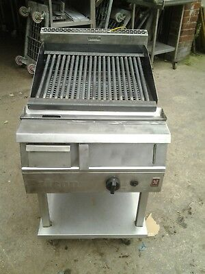 Commercial Falcon All Stainless Steel 4 Burner Char/charcoal Grill