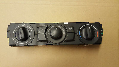 BMW 1 Series E81 E82 E87 E88 Manual Air Conditioning Heater Control 9190925