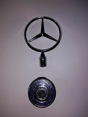 Estrella desmontable MERCEDES BENZ (Antirobo)