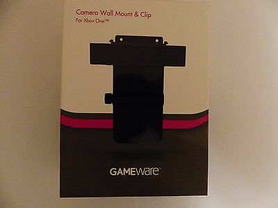 camera wall mount& clip for x box one