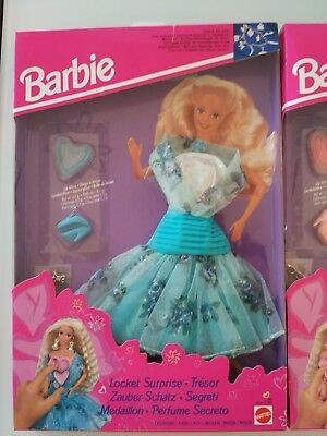 Barbie Outfit Locket Surprise. 1993. Boxed.