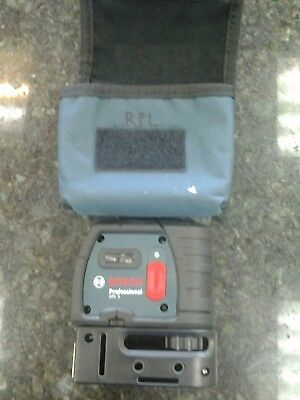 Bosch GPL 5 R 5-Point Self Leveling Alignment Laser Level