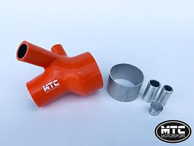 Mtc Motorsport Citroen Ds3 1.6T Intake Hose Induction Kit Orange Rcz 207 Gti