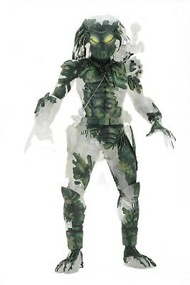 "Predator - 7"" Scale Action Figure - 30th Anniversary Jungle Demon Predator NECA"