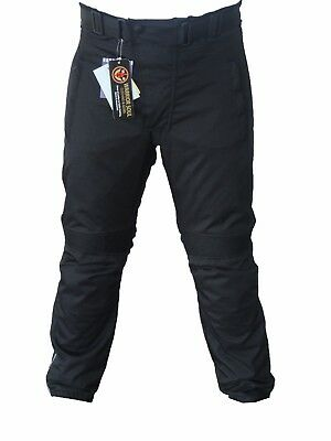 Motorcycle 600D Cordura Waterproof Ce Armour Quilted Hivis Motorcycle Trousers