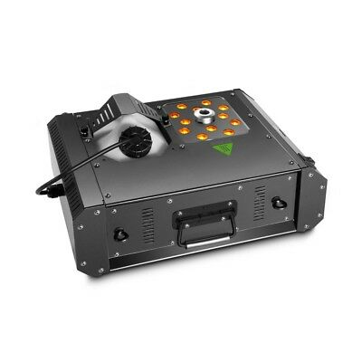 Cameo Steam Wizzard 2000 - Nebelmaschine mit RGBA-LEDs