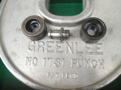 greenlee no. 1731 In Case good used Condition
