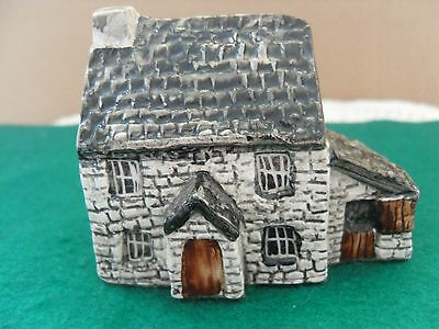 Tey Pottery 18 Farmhouse Britain Countryside Collection in Miniature 3#