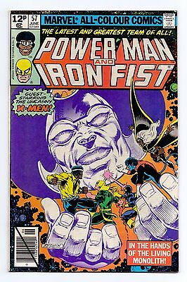 Marvel Comics: Power Man And Iron Fist #57