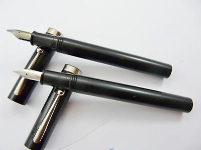 Vintage X2 Sheaffer No Nonsense Fountain Pens
