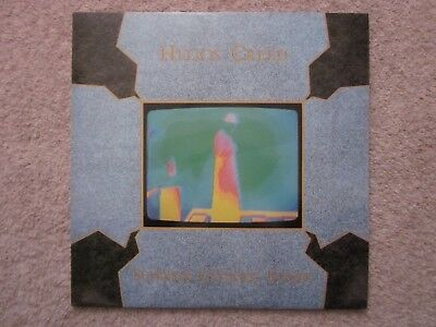 "Helios Creed ""Superior Catholic Finger"" vinyl LP in Near Mint condition Chrome"