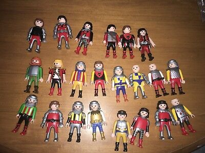 PLAYMOBIL Knights/pirates   REPLACEMENT PARTS Figures