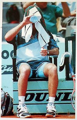 Andre Agassi - A Question Of Sport Card 1994