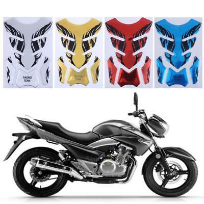 3D Flame Gas Fuel Motorcycle Tank Protector Gas Pad Sticker for YAMAHA Honda