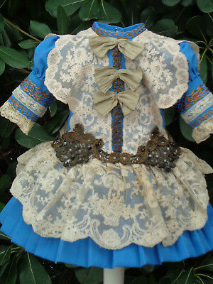 Beautiful Dress for Antique French or German Doll