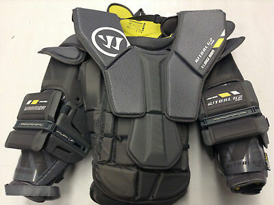 Warrior Ritual G2 Pro Chest Arm Protector Goalie Pro Custom Xl Large Arms