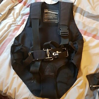 gill pro racer trapeze harness