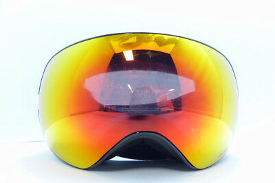 Dragon Alliance Lumalens X2 Realm/Red Ion Snow Goggles <>Kr-115