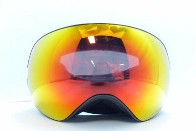 Dragon Alliance Lumalens X2 Realm/Red Ion Snow Goggles <>Kr-116