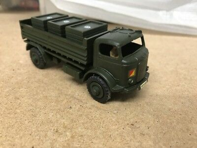 DINKY Military TOYS №626 FORDSON ARMY Truck Code 3.