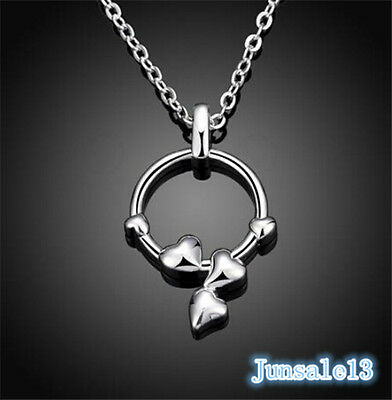 New Arrival Fashion 925 Silver Jewelry Pendant & Chains Necklaces Nice Gift