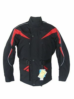 Motorcycle Motorbike Textile 600D Cordura Waterproof Ce Armours Quilted Jackets