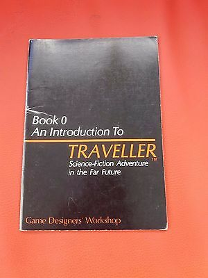 CT Classic Traveller Book 0 An Introduction to Traveller LBB