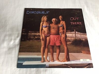 Dinosaur Jr Out There Vinyl 10 Inch Limited Numbered Edition