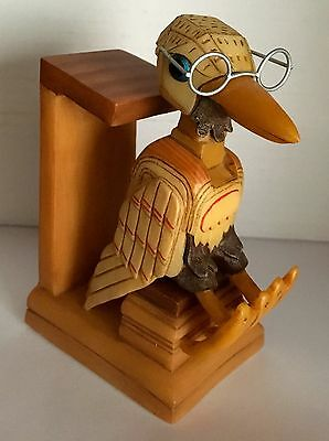 Robert Harrop 'bagpuss'  - Professor Yaffle (Bg04) Mint In Box