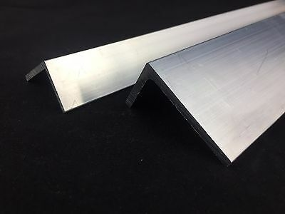 Aluminium Angle Angles Aluminium Corner Wall Protector  2000mm Long