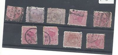 New Zealand advert Stamps Used