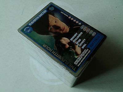 Doctor Who Monster Invasion Complete 164 Card Set - NO 090 Infinite Included