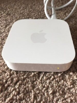 Apple AirPort Express Base Station 802.11n WiFi Router A1392 MC414LL/A