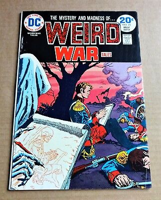 Classic Horror  D.c. Bronze Age  Weird War Tales   #25  May 1974
