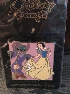 Disney Auctions - Stitch and Snow White Dancing - LE 1,000