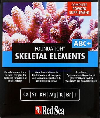 Red Sea Reef Foundation ABC Powder 1kg Skeletal Elements   23,90€/kg