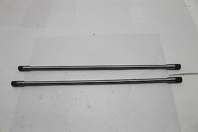2 New Schroeder Mini Sprint Torsion Bars, 7/8 x 28 Inch, Solid .600 Rate