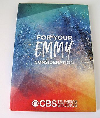 CBS EMMY  Promo Including  The Good Fight 2 DVD''s 2017!