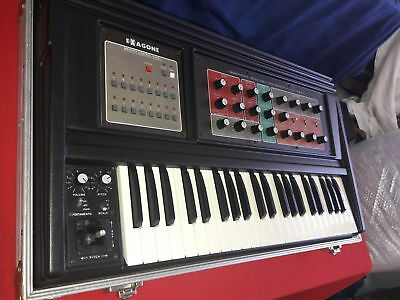 CAVAGNOLO EXAGONE XM64 - MEGA RARE Vintage Analog Synth, ONLY 25 ever produced!!