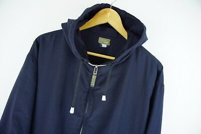 647 PAUL SMITH CHINO SPORT Hooded  JACKET EXCELLENT CONDITION  size L