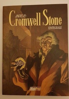 Cromwell Stone L'integrale Andreas Magic Press
