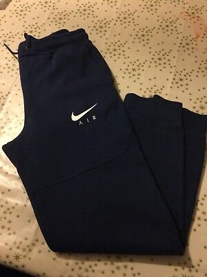 Boys Nike Air Tracksuit Bottoms Age 13-15
