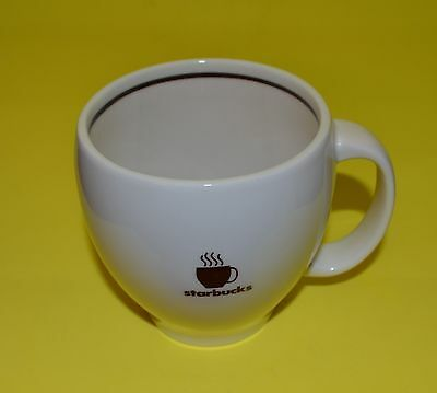 Vintage Rare 2004 Starbucks  White Store Cup