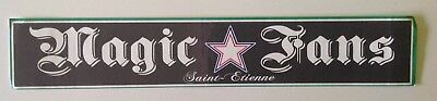 Ultras saint ettienne magic fans autocollant old adesivi pegatina green angels